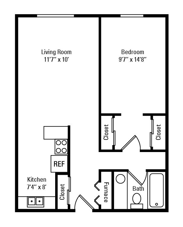 the edge at arlington apartments, 5028 dierker road, columbus, oh 550 Sq Ft House Plans 1 bedroom, 1 bath 550 sq ft 550 sq ft house plans