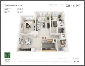 The Brookline Hills