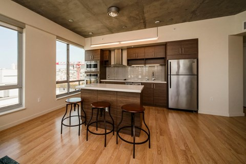 Apartments in San Francisco for Rent - Etta Kitchen