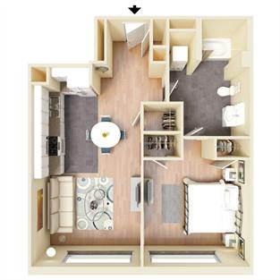 F Floor Plan 6