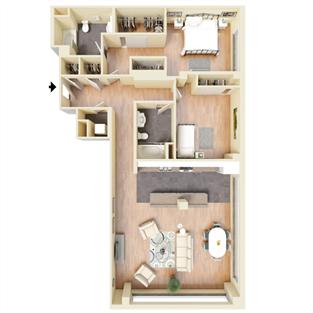 K Floor Plan 9