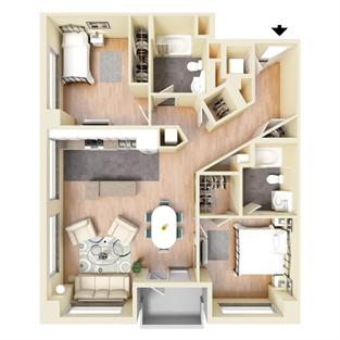 L3 Floor Plan 12