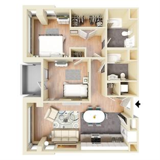 M Floor Plan 14