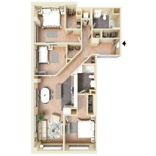 J Floor Plan 16