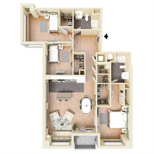 L4 Floor Plan 17