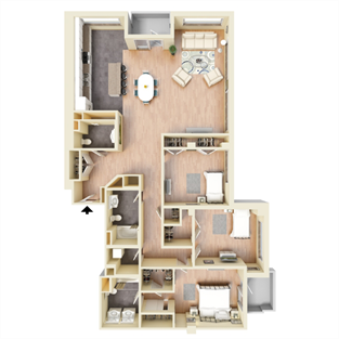 PH2 Floor Plan 20