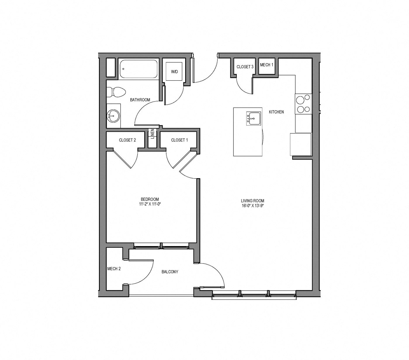 floor plans of metromark in boston ma