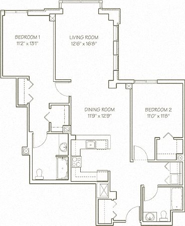 Quincy Adams Floor Plan 4