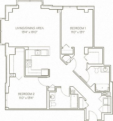 Wollaston Floor Plan 3