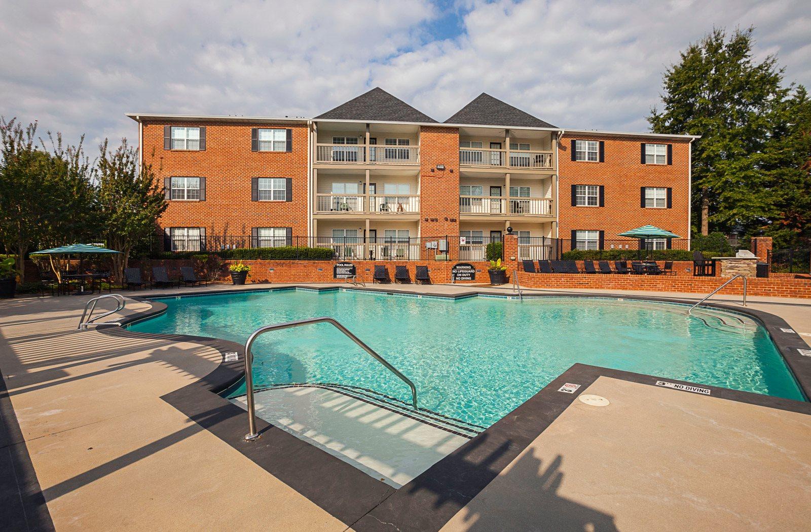 Deep River Apartments High Point Nc