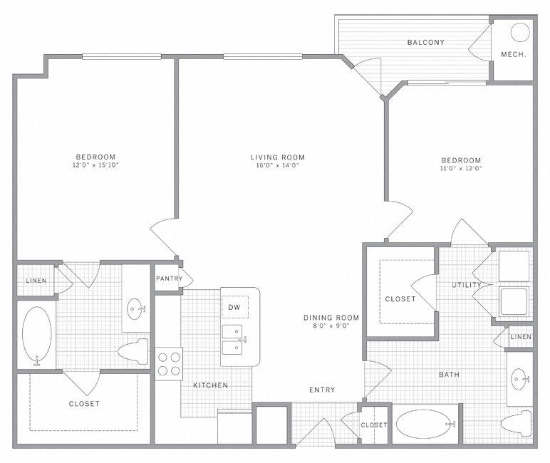 B4 Floor Plan 11