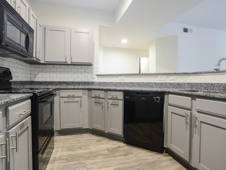 Renovated Apartments with Separate Kitchens at Ellie Apartments, Texas
