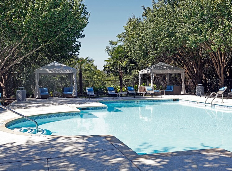 Sparkling Swimming Pool at Ellie Apartments, Texas, 78741