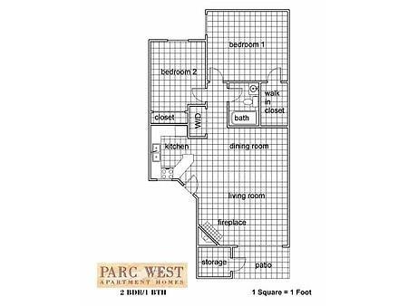 The Barclay Floor Plan 2