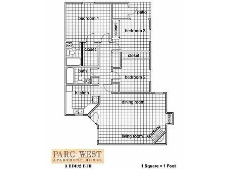 The Harrison Floor Plan 4