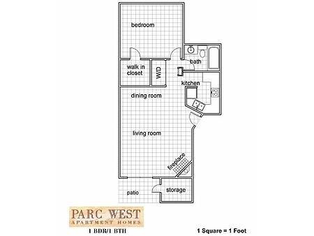 The Grayson Floor Plan 1