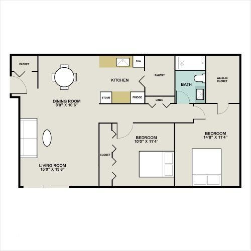 Springbrook Floor Plan 2