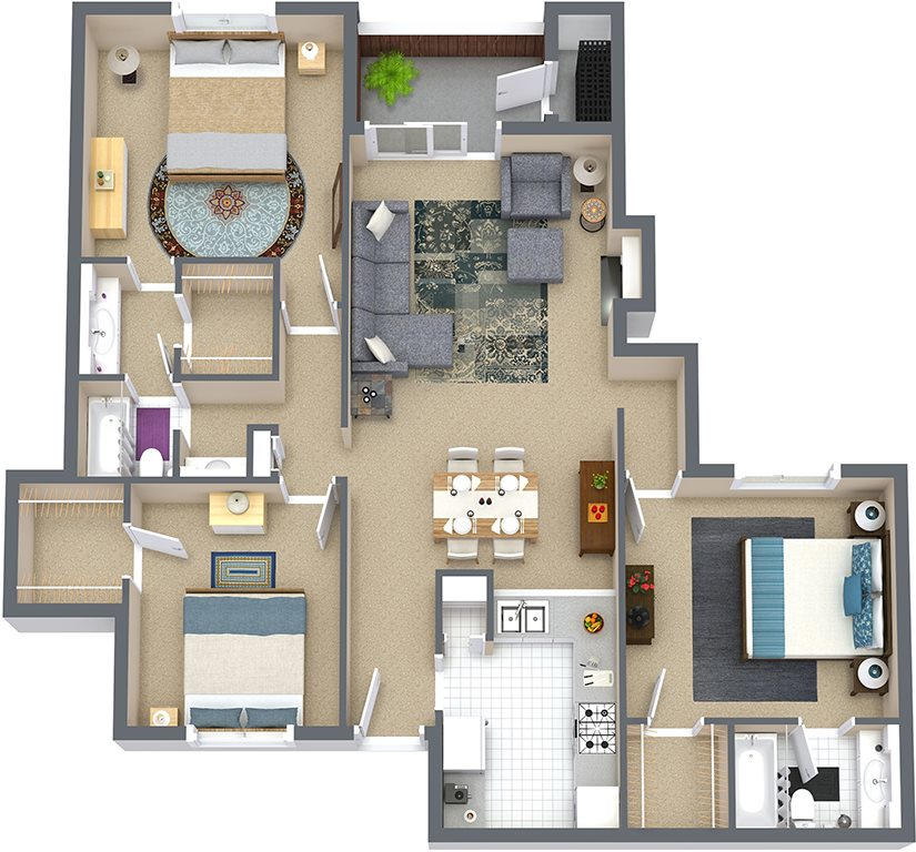 Wedgewood Village Apartments EBrochure