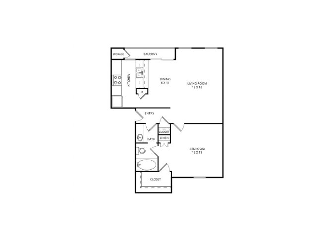 Buckingham Floor Plan 2