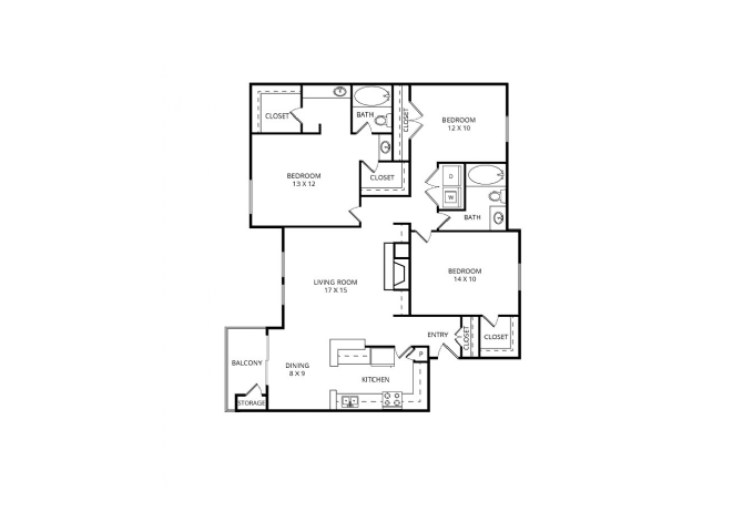 Hearthstone Floor Plan 10