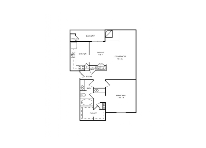 Williamsburg Floor Plan 3