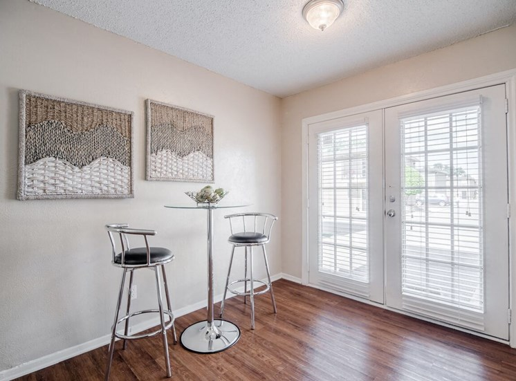 Irving apartment