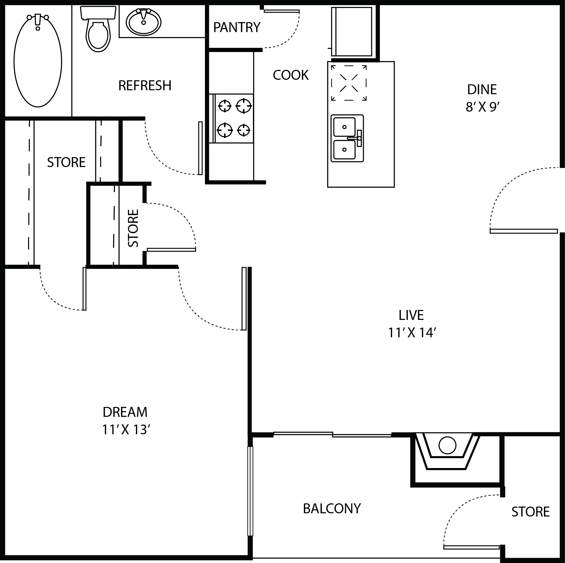 VILLA Floor Plan 3