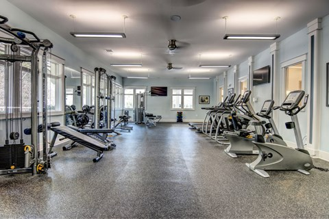 The Reserve at Mayfaire Fitness Center