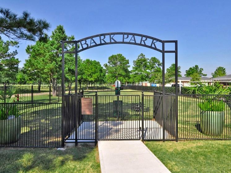 Pet Friendly Community With Bark Park at Beacon Lakes Apartments, Dickinson, TX, 77539