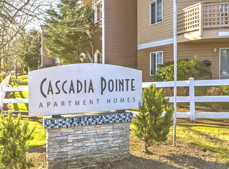 Cascadia Pointe, Everett, WA,98204 is an Access Controlled Community