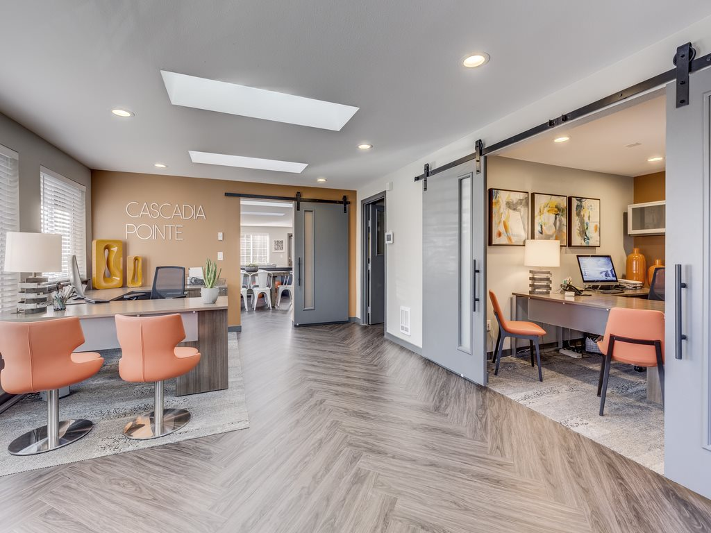 Newly Renovated Clubhouse at Cascadia Pointe, Everett,98204