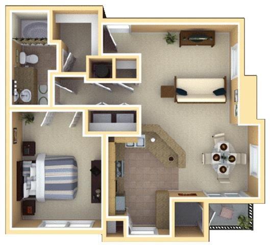 Apartments In Alpharetta Ga: Deerfield Village Apartments In Alpharetta, GA