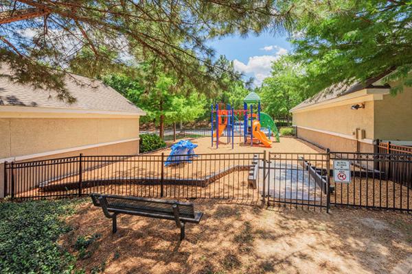 playground at Deerfield Village Apartments