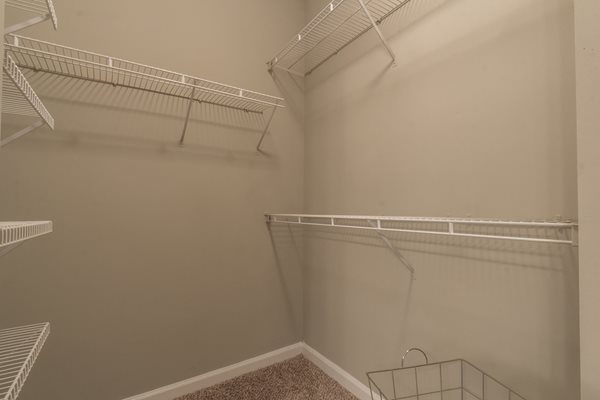 Walk-In Closets at Deerfield Village Apartments, 13085 Morris Rd, Alpharetta, GA 30004