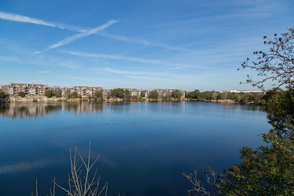 Lovely Quarry Lake Views at Estate on Quarry Lake Apartments, 78759