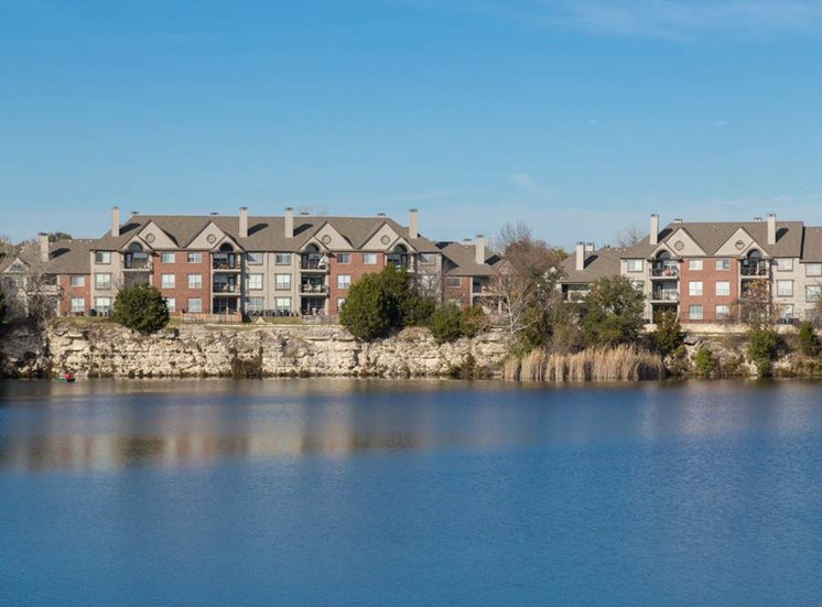 Beautiful Lake Views at Estate on Quarry Lake Apartments, Austin, TX,78759