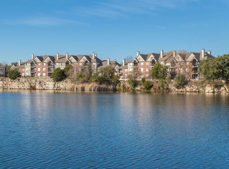Estate on Quarry Lake Apartments, is an Access Controlled Community