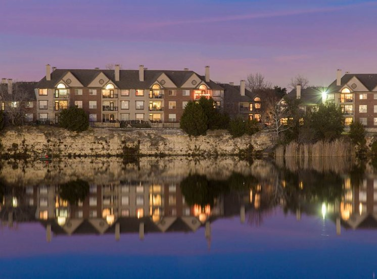 Beautiful Lake Views at Estate on Quarry Lake Apartments, 78759