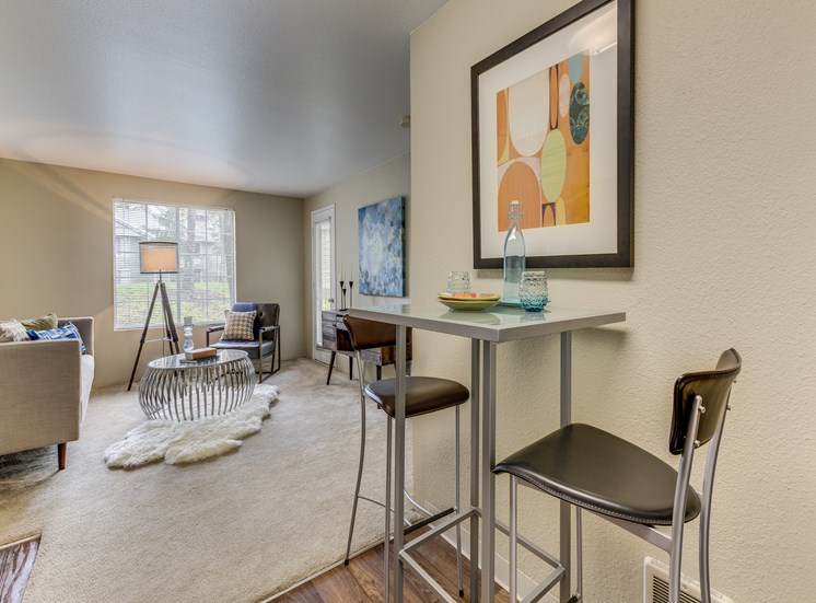 Open Floor Plans With Lots of Natural Light at Fulton's Crossing Apartments, Washington 98208