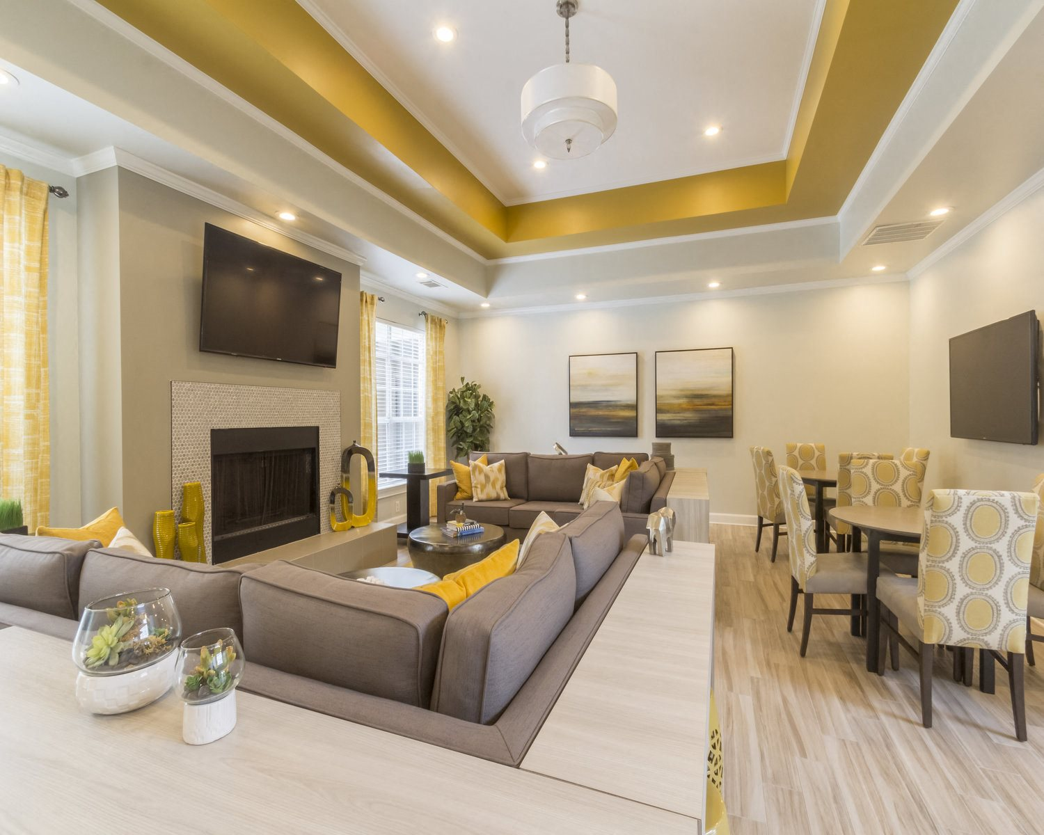 ewly Renovated Clubhouse at Gwinnett Pointe Apartments, 30093
