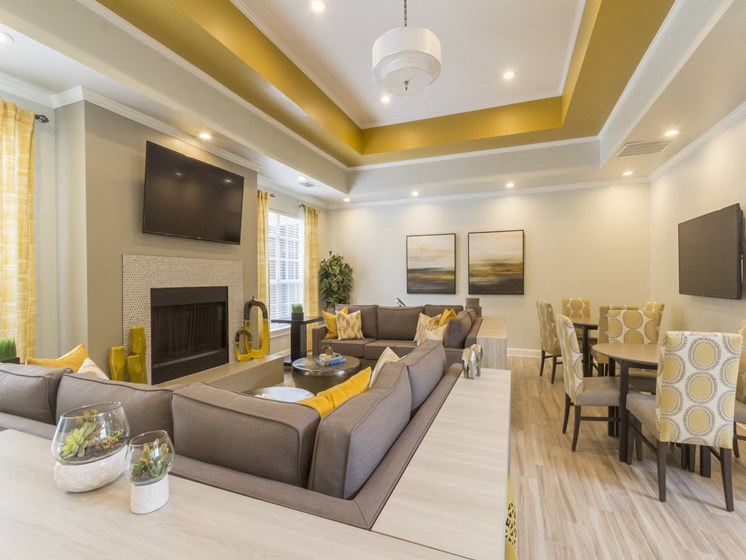 Newly Renovated Clubhouse at Gwinnett Pointe Apartments, 30093