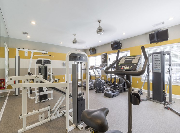 24-hour fitness studio, Gwinnett GA