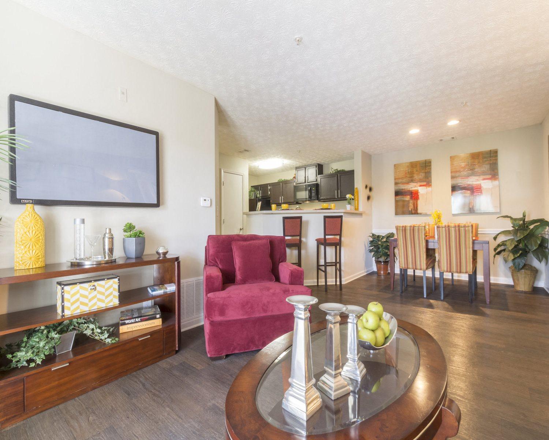 Spacious floorplans for rent, Gwinnett County