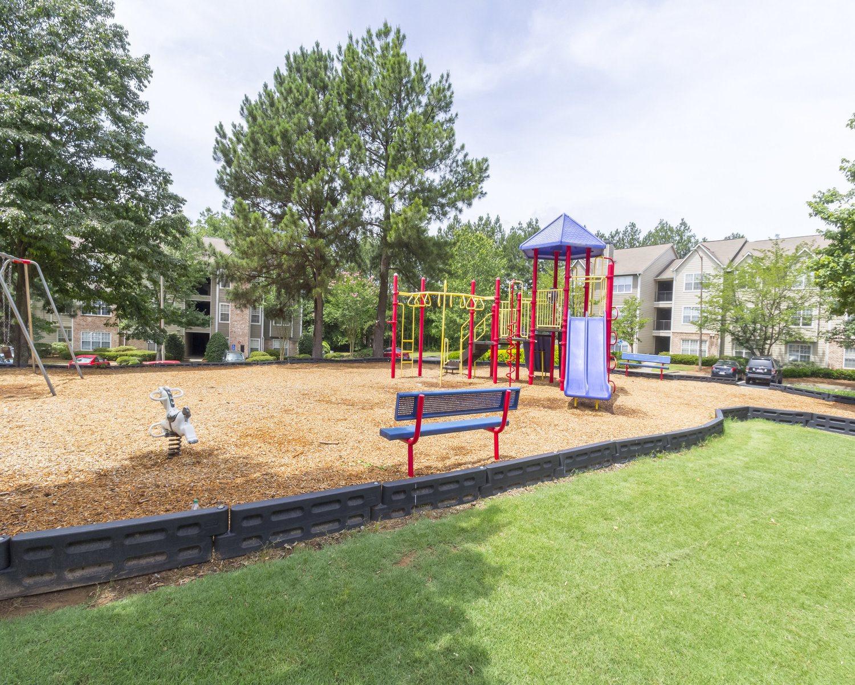 Community playground, kids playground