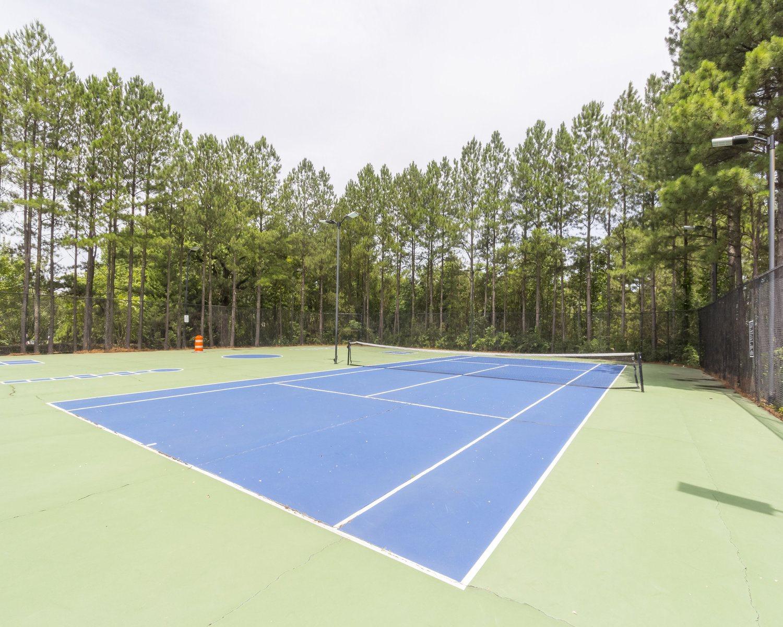 Community Tennis Pool