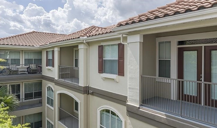 Private Balcony Or Patio at Kirby Place Apartments, 77030