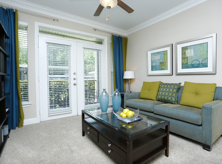 Spacious Interior at Kirby Place Apartments, 77030