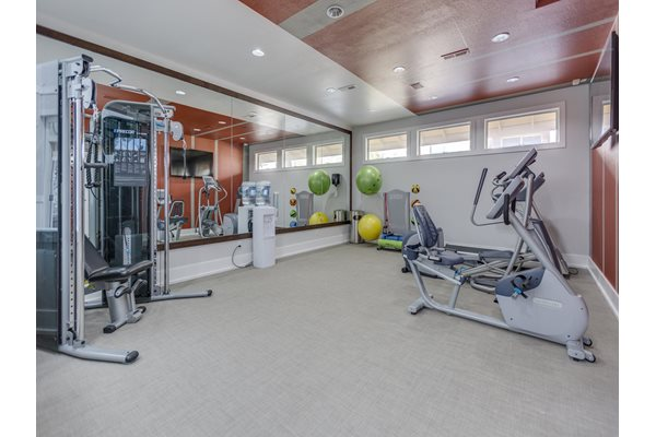 Fully Equipped Fitness Center at Nickel Creek Apartments, 3702 204th St SW, 98036