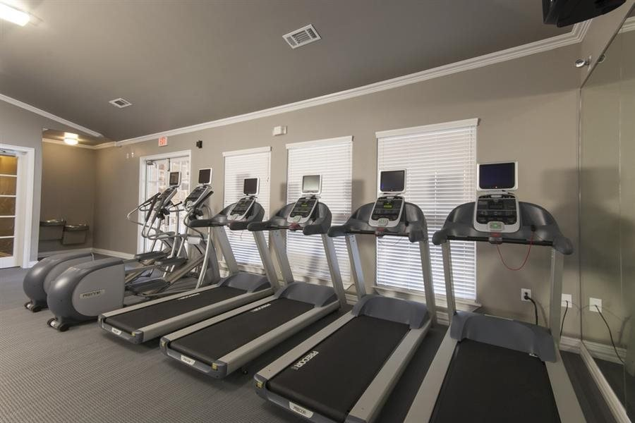 24-Hour Fitness Facility with Cardio Theatre