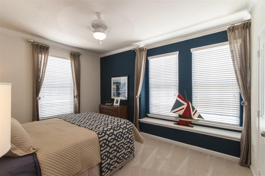 Spacious Bedrooms With Oversized Windows at Parc Woodland, Conroe, TX,77384
